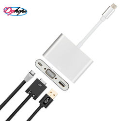 USB C SD Card Reader, Micro SD Memory Card Reader Adapter, Portable Type C 3 in 1 USB and SD/TF Card for Cameras, Smart Phones, Business Office, Tablet and More