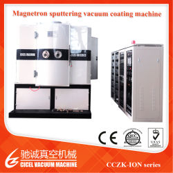 Vacuum Coating Machine for Fashion Sunglasses, Sport Glasses, Reading Glasses Frame Color Coating