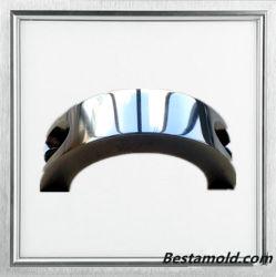 CNC Machining Mirror Polishing Metal Spare Oarts