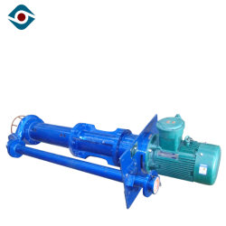 Centrifugal Vertical Submersible Pump Single Phase Multistage for Acidic Slurry