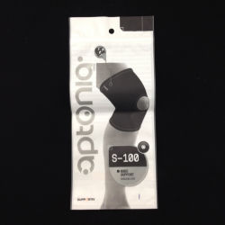 Sport Socks Package Plastic Pouch Manufacture PP Zipper Bag Resealable