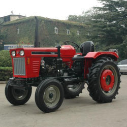 2WD 40HP Wheel Farm Tractor and Farm Machinery Price List