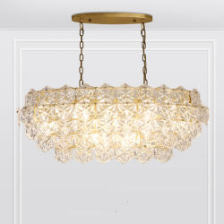 China modern chandelier modern chandelier manufacturers suppliers luxury modern hotel crystal pendant chandelier in antique brass frame fit for kitchen aloadofball Gallery