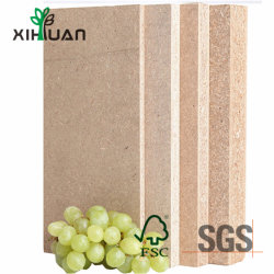 Wholesale Particle Board/Chipboard/Wood Ply Wood Melamine Laminated Board Price for Furniture Use Price