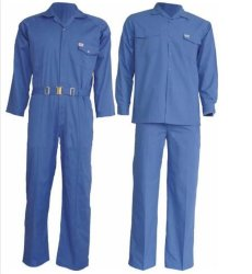 65% Polyester 35% Cotton Men Workwear Safety Work Clothes