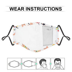 Personal Protection Sport Mask Pm 2.5 Can Be Washed