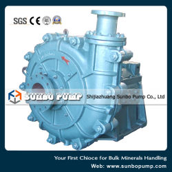 China Factory Wholesale High Pressure Centrifugal Slurry Pump