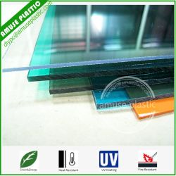 Flexible Makrolon Polycarbonate High Impact Flat PC Roof Panels Price