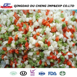 High Quality Wholesale IQF Frozen Mixed Vegetables with Peas Carrot Sweet Corn