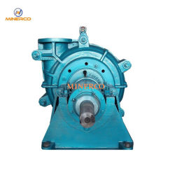 China Horizontal Rubber Lined Slurry Pump for Mining