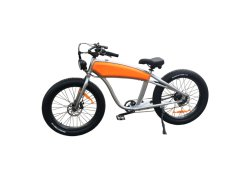 """26"""" Fat Tire Lithium Battery Electric Bicycle with Ce"""