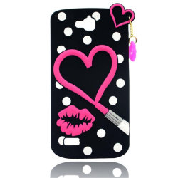 Romane Silicone Case in Mobile Phone Bag