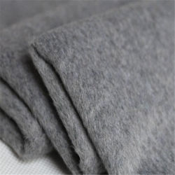 Wool Fabric Woolen Fleece for Clothing and Garment Fabric Textile Fabric