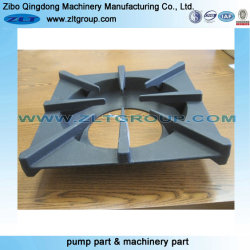 Stainless/Carbon Steel Machinery Part Grate with CNC Machining