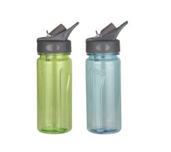 2017 Promotion Gift Plastic Water Bottle (HA09017)
