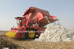 Manufacturer Supply High Quality Cotton Combine Harvesting Machine