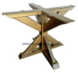 Oem Custom For 60 Inch Table Top Metal Steel Base Frame