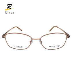 97522888c49d 8682 Hotsale Titanium Optical Women Top Designer Glasses Eyeglass Frames