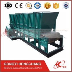 China Factory Supply Ration Feeding Machine Brick Clay Box Feeder