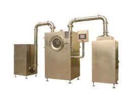 Tablet Film Coating Machine