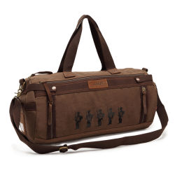 Promotional Sport Duffel Bag Canvas Army Duffle Outdoor Bag (RS-H960A)