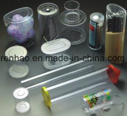 Pet PVC PP PS Transparent Blister Double Clamshell Toys Packaging Box Digital Products Cosmetics Hardware Packing