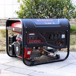 Bison (China) BS6500L 5kw 5kVA Reliable OEM Factory Power Line Generator Super Star Gasoline Generator
