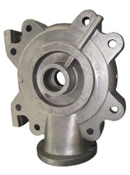 Suction Parts Wcb Material Pump Parts Stainless Steel Casting