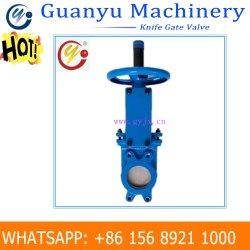 Factory Supply DIN Handwheel Slurry Knife Gate Valve
