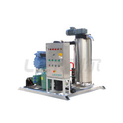 Lier Slurry Ice for Fish, Seafood, Seawater Ice Machine Vessel