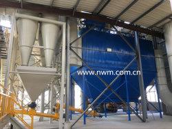 Triple Drum Sand Dryer for Dry Mortar Plant