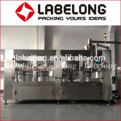 Sport Caps Spring Water Filling Machine Made in China