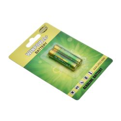 1.5V Lr03 AAA Lr6 AA Alkaline Dry Battery From Factory for Toy and Remote Control