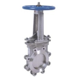 Slurry Manual Pneumatic Electric Knife Gate Valve