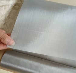 Woven Wire Screen 120 Micron Stainless Steel Wire Mesh