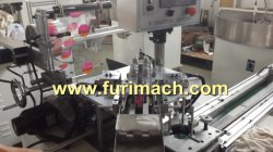 Furi Automatical PVC Insulation Tape Shrink Packing Machine Wrapping Machine