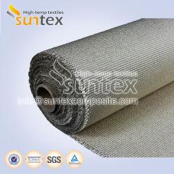 1000 C High Temperature Welding Protection High Silica Glass Fiber Fabric