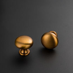 Best Price European Style Home Furniture Mushroom Shape Cabinet Knobs