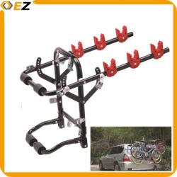 Universal Car Rear Mount 3PCS Bike Carrier / Bike Rack