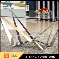 Good Price Glass Dining Table Set with Chairs