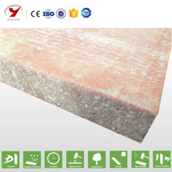 Durable Decoration MGO Fireproof Board Soundproof Dampproof