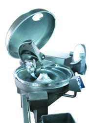 330 Liter Vacuum Bowl Chopper for Meat Processing