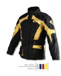 Men's Polyester Moto-Boy Motorcycle Riding Jackets (MBL-09049J)