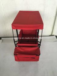 Collapsible Utility Garden Folding Wagon Cart Shopping Sports Beach Camping