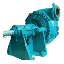 High Head Horizontal Centrifugal Sand Slurry Pump Equipment