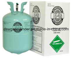 Colorless and Opaque Pure Refrigerant Gas C2h2f4