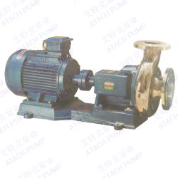 Stainless Steel Centrifugal High Temperature Wear Resistant Chemical Pump Glf80K-22