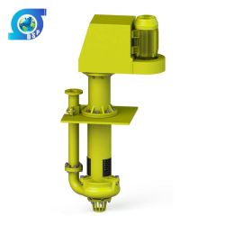 Chemical Industry Waste Water Handling Vertical Slurry Pump