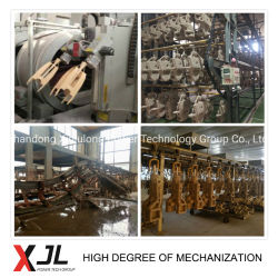 OEM Forklift/Truck/Machinery/Motor/Vehicle/Car/Valve/Trailer/Van/Railway/Auto Parts in Investment/Lost Wax/Precision/Metal Casting-Carbon/Alloy/Stainless Steel