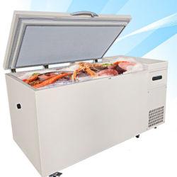 Big Capacity 498L Chest Seafood Deep Refrigerators/Fridge/Freezer/Chiller